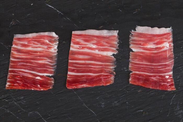 Ibérico Cebo Certified Ham
