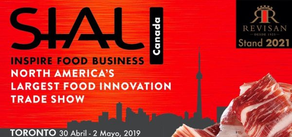 Feria SIAL Canadá 2019